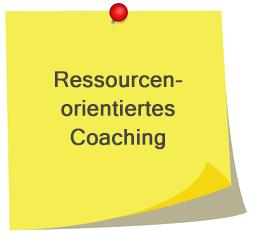 Ressourcenorientiertes Coaching
