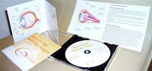 Reise in die Welt des Auges Hör-CD von Judith Bolz