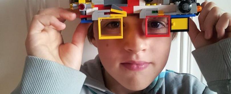 Generation Kurzsichtigkeit Kinder